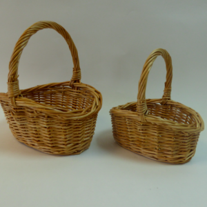 Baskets and Wooden Containers